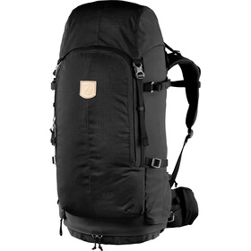 Fjällräven Keb 52 Backpack black-black